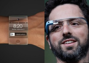 Google Glass is the craze now
